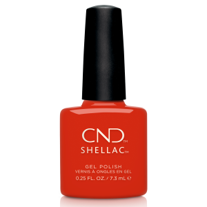 Lakier CND Shellac Hot Or Knot 7.3 ml