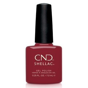 Lakier CND Shellac #362 Cherry Apple